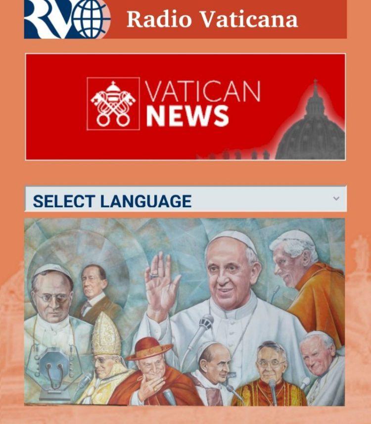 Messaggio di pace a papa Francesco da Santa Marinella