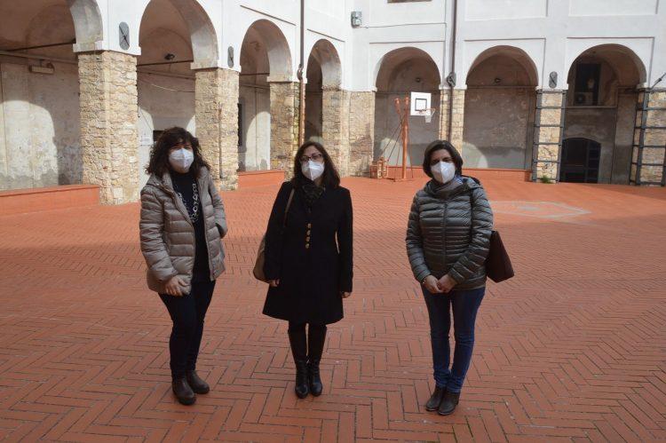 """Ic """"Ettore Sacconi"""" di Tarquinia, un cortometraggio contro il bullismo"""