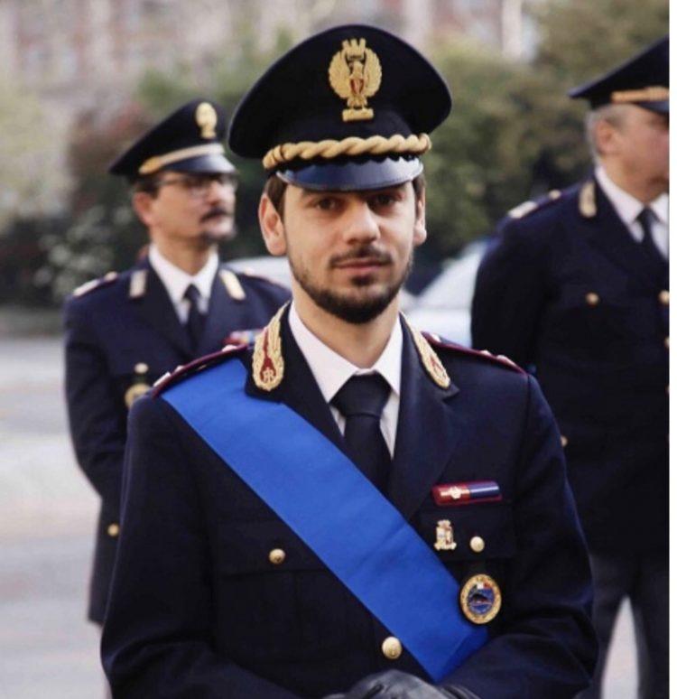 Nuovo dirigente alla Digos di Viterbo: si insedia il dottor Carlo Maria Basile