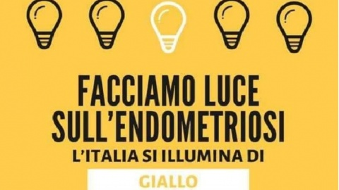 """""""Facciamo luce sull'endometriosi"""": Donne in movimento in prima linea"""
