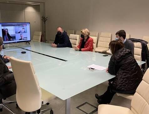 Centro professionale di Parco Leonardo,     Zotta: «Avrà il massimo supporto»