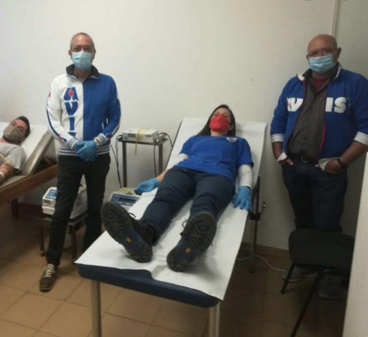 Avis, raccolta di sangue oggi a Tolfa
