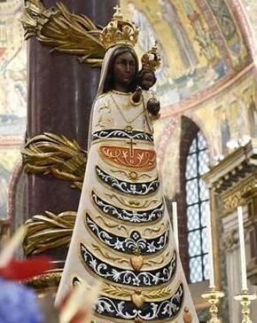 Ctr  in festa: arriva     la Madonna di Loreto
