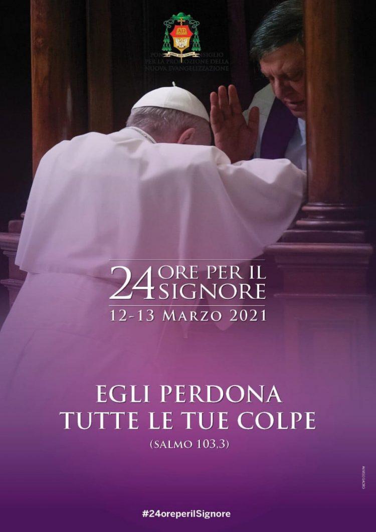 Egli perdona tutte le tue colpe, celebrazioni in Diocesi dal 12 marzo