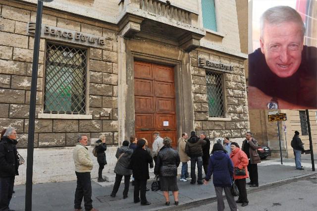 Banca Etruria, riparte il maxi processo: tra le parti civili anche la vedova di Luigino D'Angelo