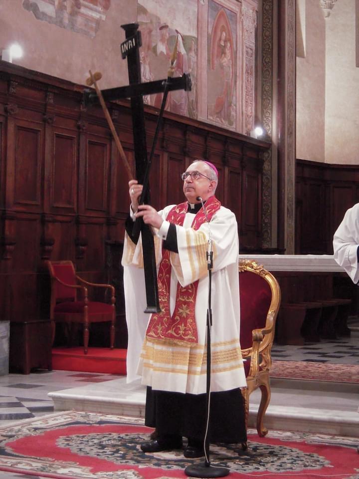 Settimana santa: le celebrazioni in Cattedrale con il vescovo Ruzza
