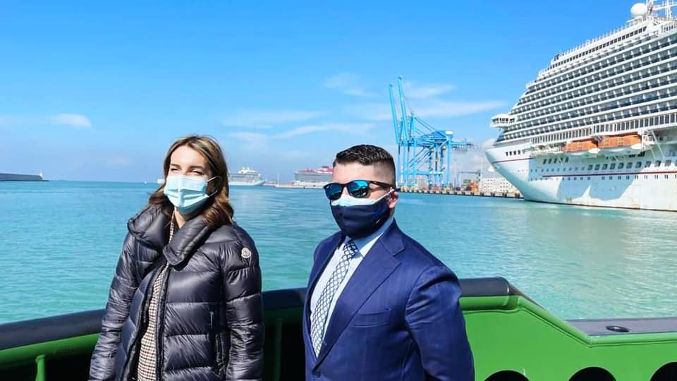 """""""Civitavecchia tra i porti 'Core' e finanziamenti nel Pnrr"""", la vision di Musolino per lo sviluppo"""