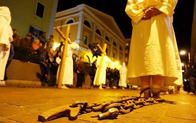 Venerdì santo: raccoglimento e preghiera al Pincio