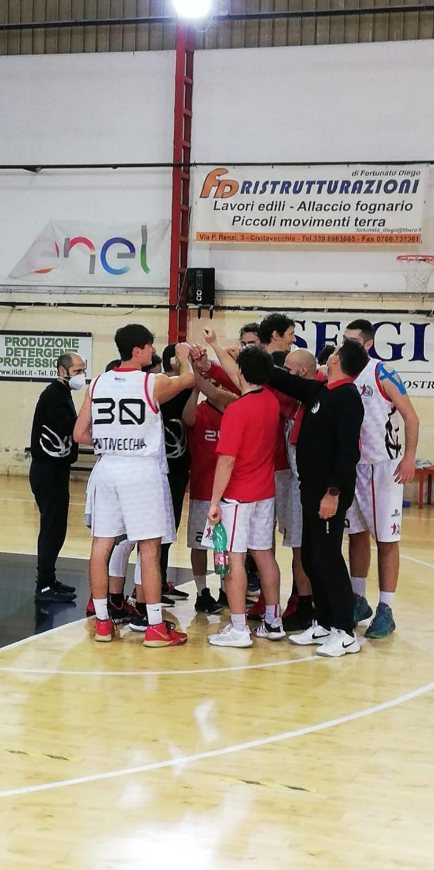 Cestistica, l'esordio in campionato è super: sconfitto 70-68 il Basket Roma
