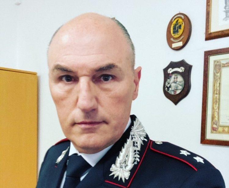 Da Ladispoli e Terni: il tenente Caccetta alla guida del Nucleo operativo e radiomobile di Terni