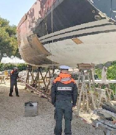 Abbandono di rifiuti speciali:  nei guai il titolare di un cantiere navale
