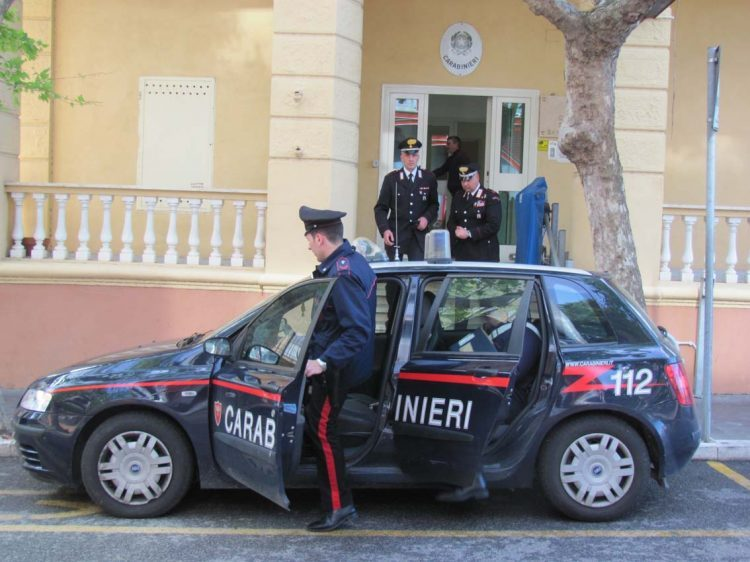 Carabinieri, controlli weekend: due segnalazioni per droga a Tolfa e Santa Marinella