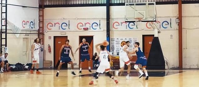 Cestistica, finalmente inizia la stagione: l'esordio è con il Basket Roma