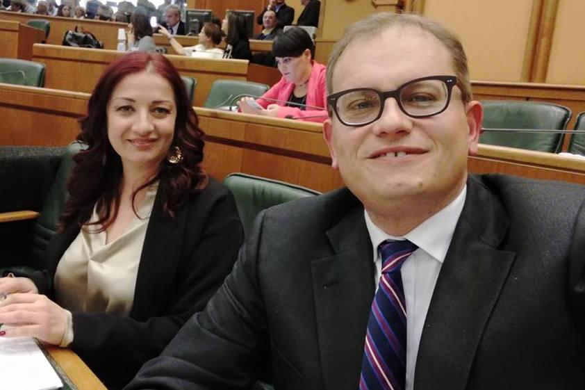 Tidei e Minnucci,     proposta di legge     per lo sviluppo