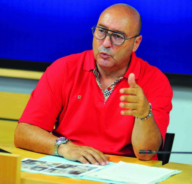 Appalti e asfalti, De Paolis: «Pronti a revocare tutto»