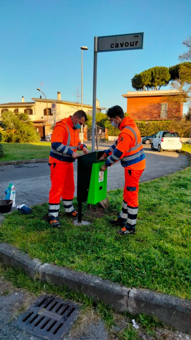 Ladispoli: su tutto il territorio 80 ecodog, al via anche la riqualificazione delle altre aree di sgambamento