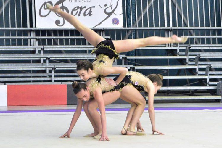 L'Elana Gym centra un primo e un quarto posto ai Regionali