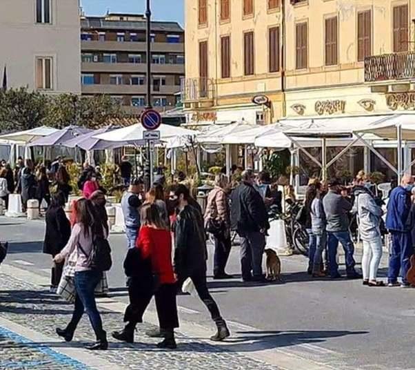 Torre Clementina zona pedonale: commercianti soddisfatti