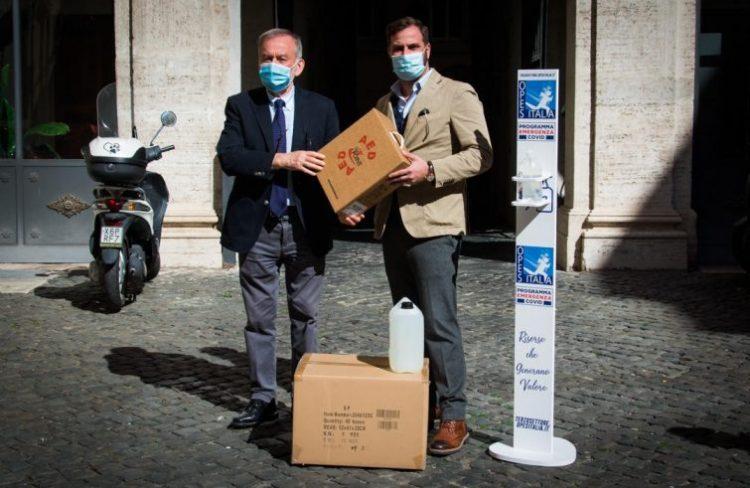 Opes e Fondazione Ozanam insieme per i senza fissa dimora