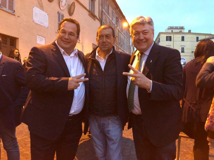 Fusco nuovo vicecoordinatore regionale della Lega nel Lazio. Evangelista e Giulivi coordinatori del partito nella provincia di Viterbo