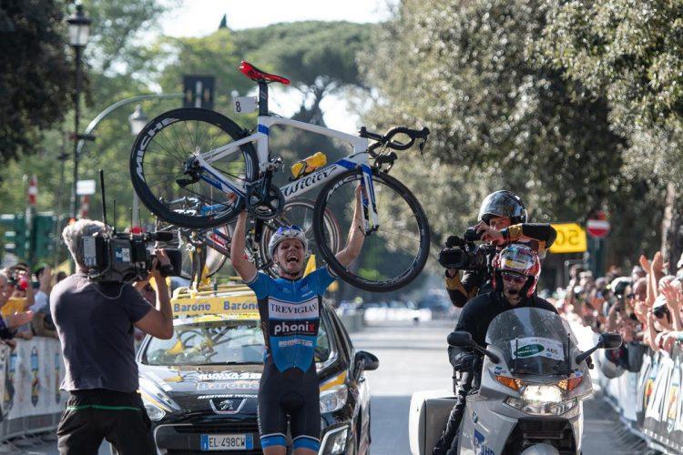 Team Bike Terenzi, il Gran Premio della Liberazione punta sul sociale