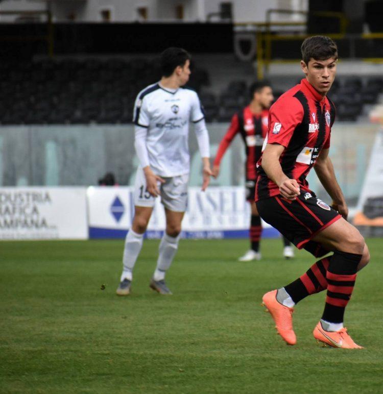 Matteo Iurato, debutto con vittoria in serie C con la maglia del Foggia