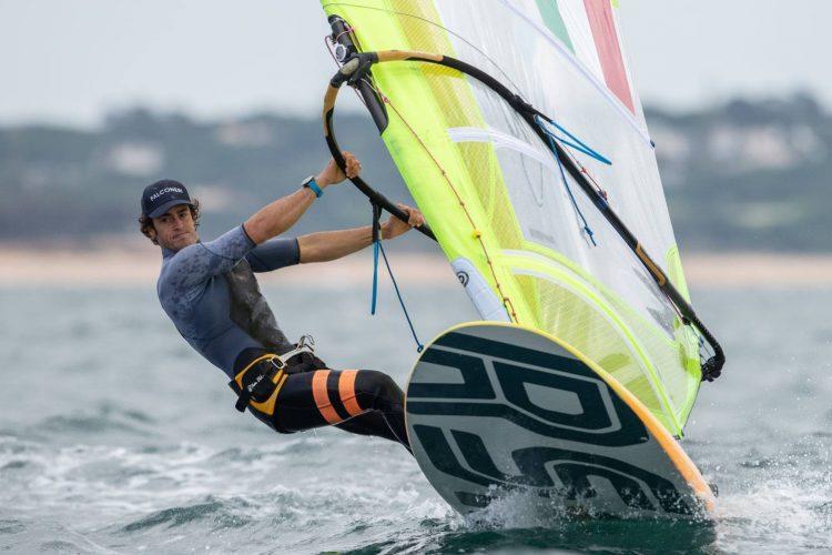 """Europeo, Camboni centra il quinto posto: """"Il vento oscillava fino a 40 gradi, è stato come un terno al lotto"""""""
