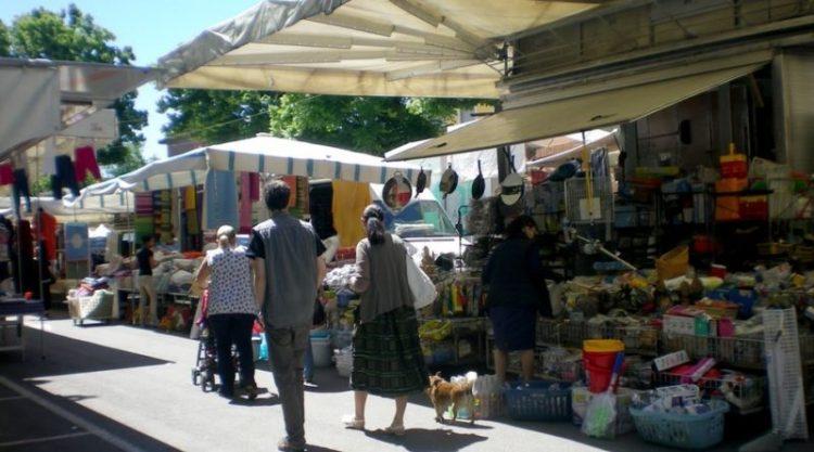 Ladispoli: da martedì al mercato solo beni di prima necessità