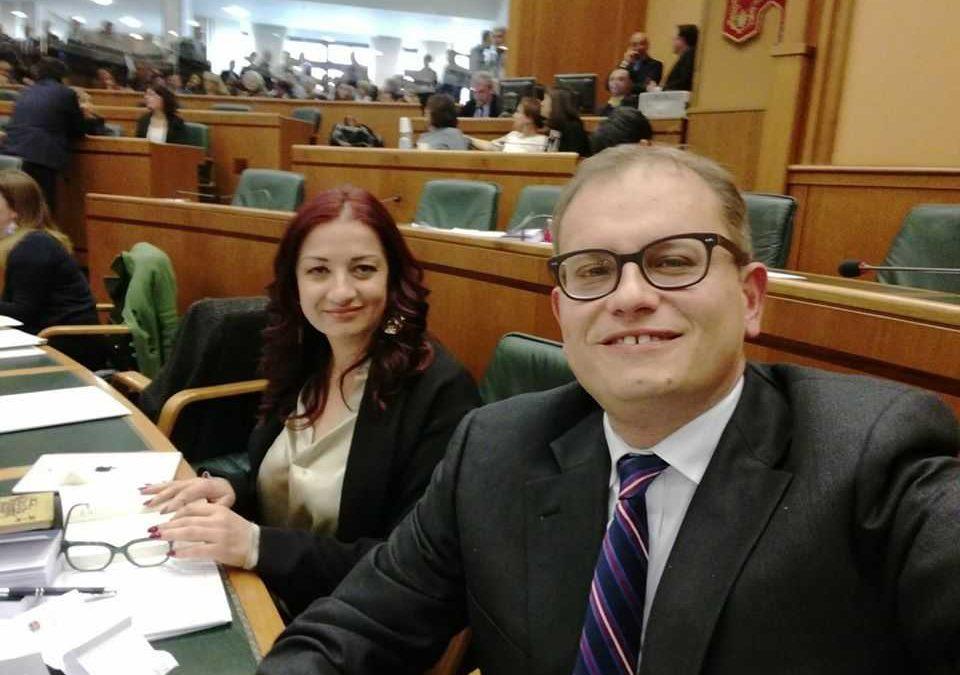 """Tidei e Minnucci: """"Incardinata proposta di legge per lo sviluppo dell'Etruria meridionale"""""""