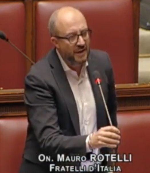 Rotelli (Fdi): nessun invito all'inaugurazione a Belcolle, forse perché avrei rovinato una tappa della campagna elettorale