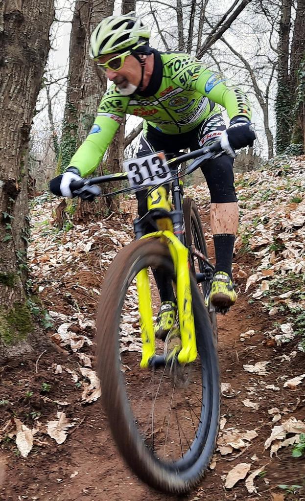 Mtb Santa Marinella-Cicli Montanini, alla Cross Country di Supino una vittoria e un podio per Angelo Ciancarini e Lorenzo Borgi