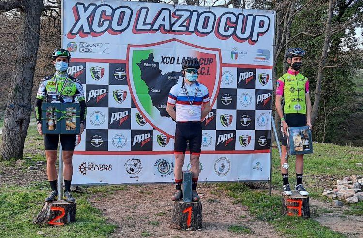 Mtb Santa Marinella-Cicli Montanini, Cristini vice campione regionale Fci Lazio cross country