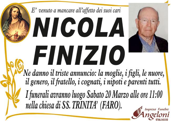 NICOLA FINIZIO