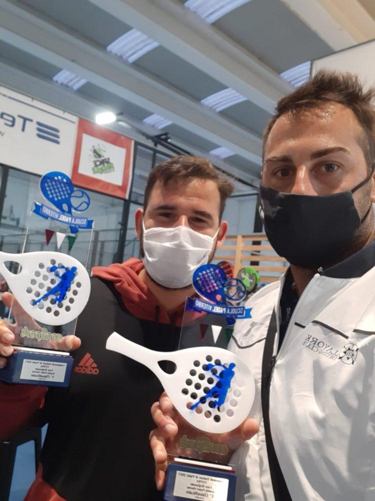 Giordano Rossi e Matteo Fiorini a caccia della qualificazione agli Italiani