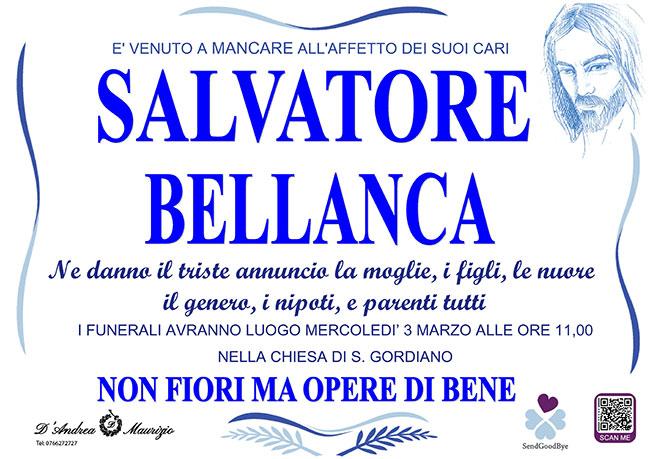 SALVATORE BELLANCA