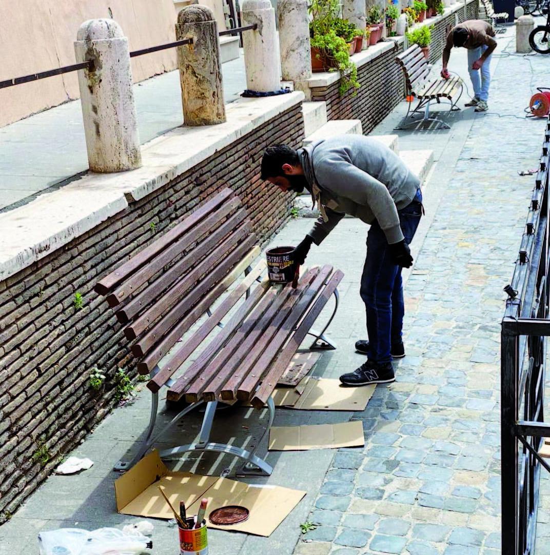 Rigenerazione urbana, commercianti del centro storico al lavoro