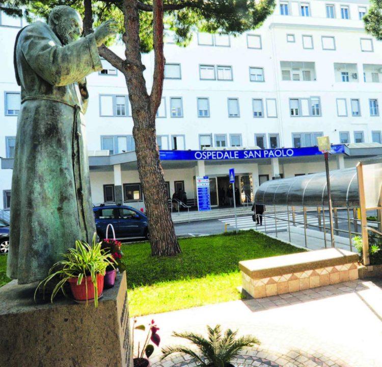 San Paolo, chiude pediatria