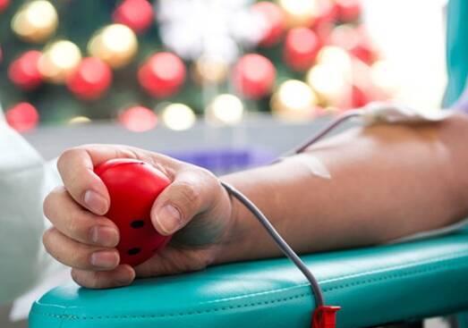 In Darsena la raccolta di sangue     con i volontari della Croce Rossa