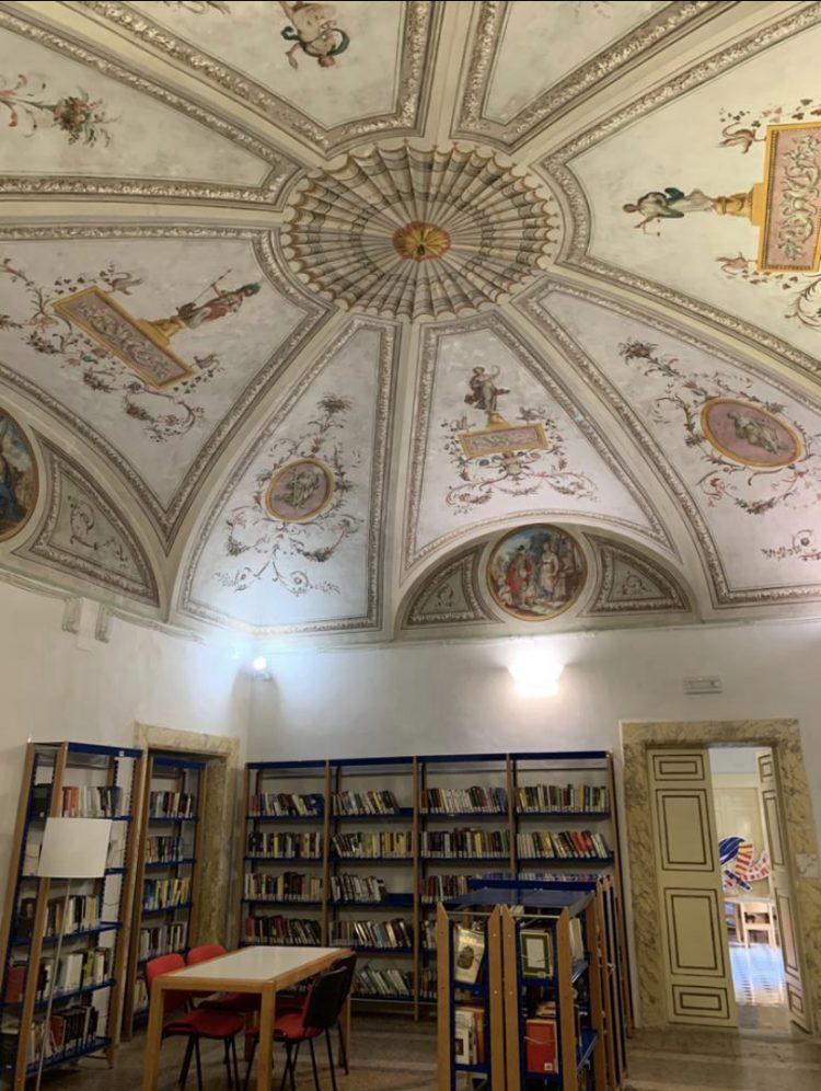 Tarquinia, la biblioteca comunale riapre al pubblico