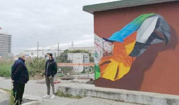 Parco Leonardo, una raccolta fondi online per riqualificare la viabilità