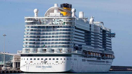 Costa Crociere torna a navigare: domani arriva Smeralda