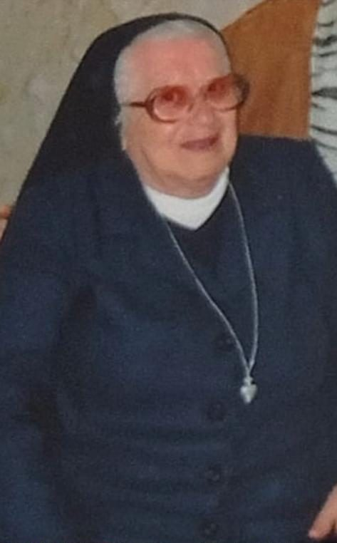Addio a suor Valeria Pilotti