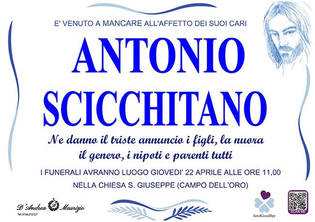 ANTONIO SCICCHITANO