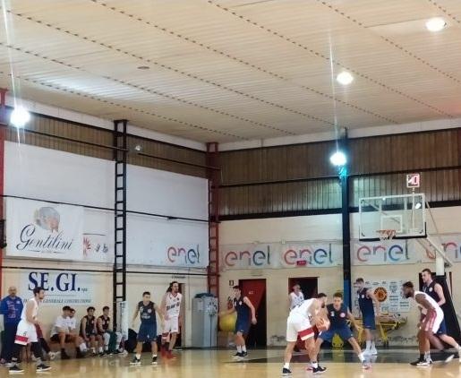 La Stemar 90 Cestistica fa visita al Basket Roma
