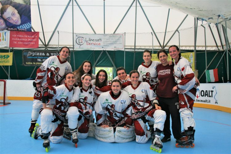Cv Skating, weekend dai due volti per le ragazze in rosa
