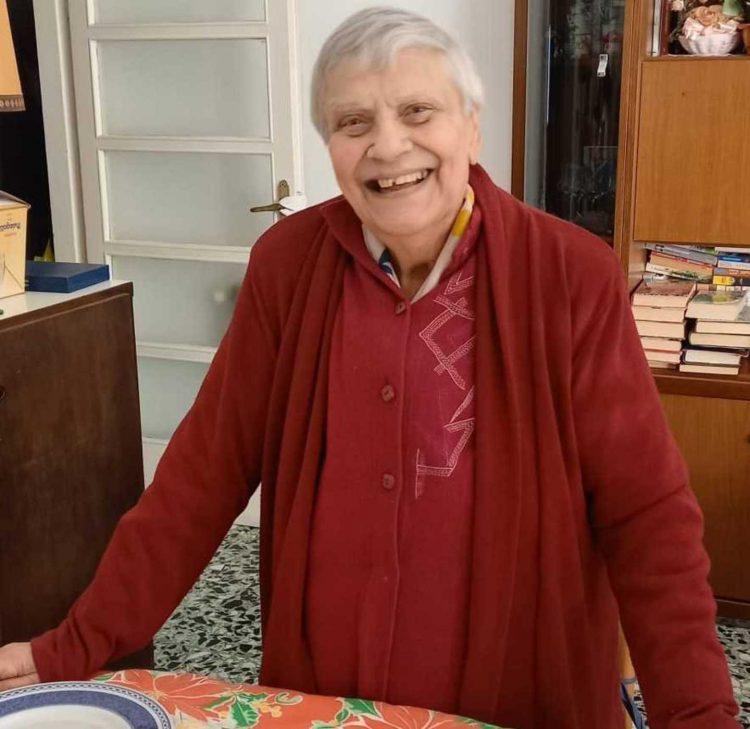 Verdiana Ferri, una delle ultime     custodi della cucina civitavecchiese