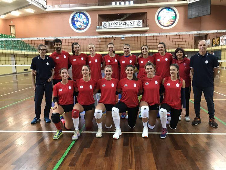 Margutta CivitaLad, rinviata la partita con l'Alfieri Cagliari