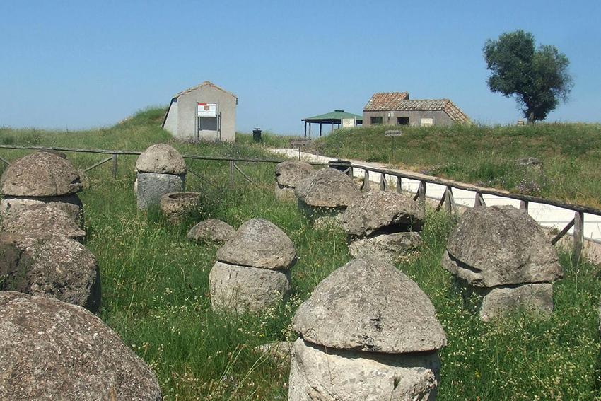 Valorizzazione del sito Unesco delle Necropoli etrusche di Tarquinia e Cerveteri, via alla manifestazione di interesse per la realizzazione di attività culturali