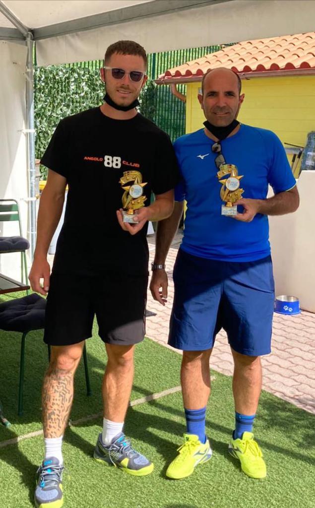 Torneo Open nazionale, la coppia del Club 88 Ruggieri-Sargolini vince il tabellone di IV categoria