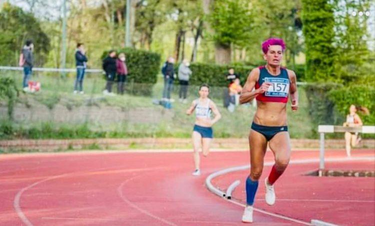 """Trofeo Liberazione, Paola Tiselli grazie al crono di 4'59""""47 conquista il primo posto della graduatoria nazionale di categoria"""
